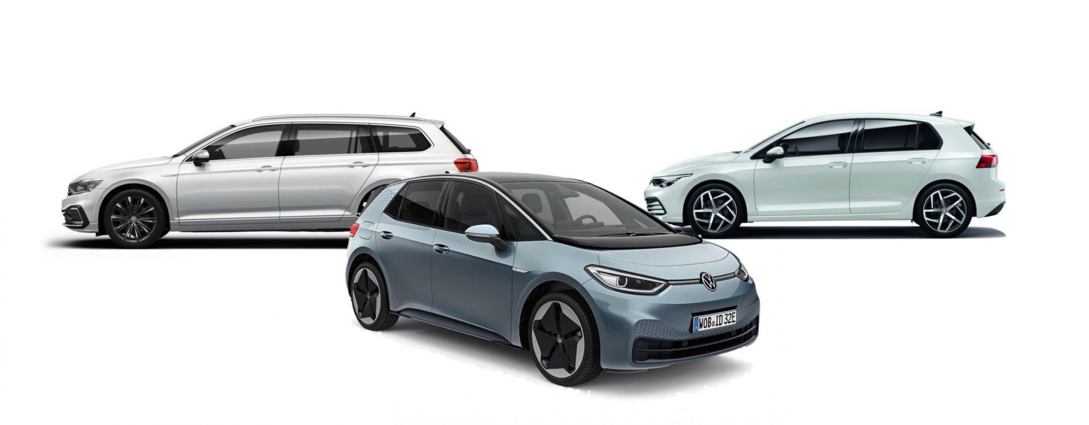 Volkswagen Elektofahrzeuge