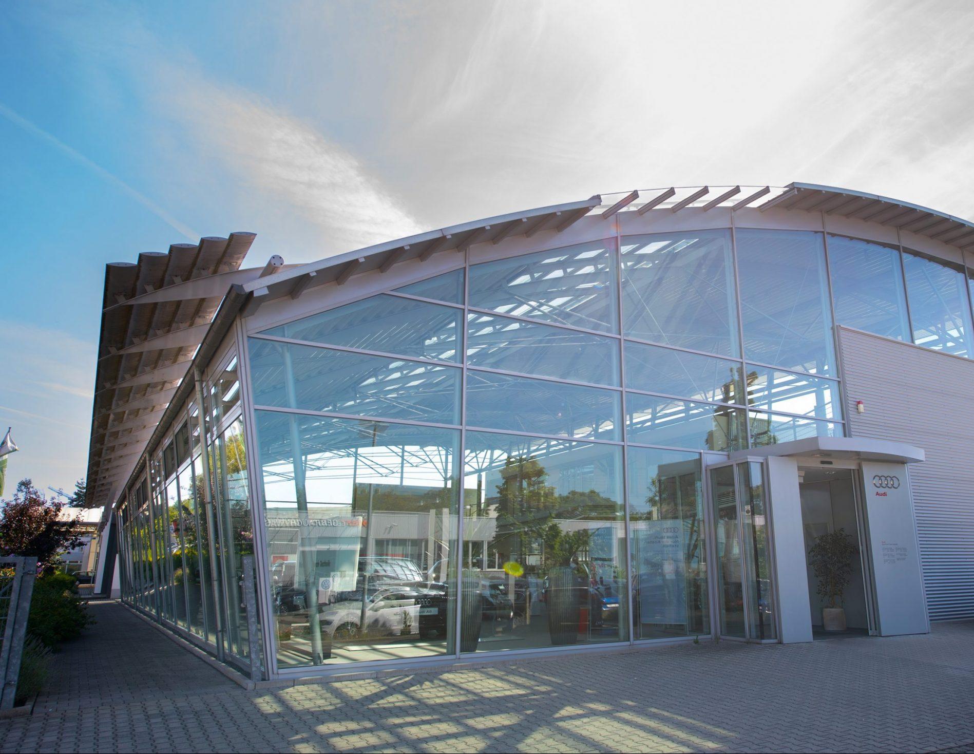Wiest Audi Zentrum Darmstadt